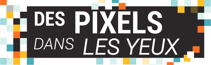 des Pixels dans les Yeux - MODE83
